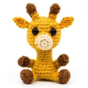 Amigurumi Giraffe häkeln