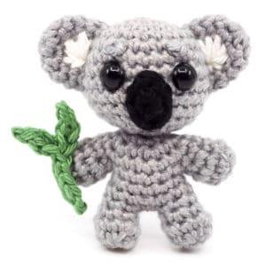Koala Häkelanleitung – Mini Noso